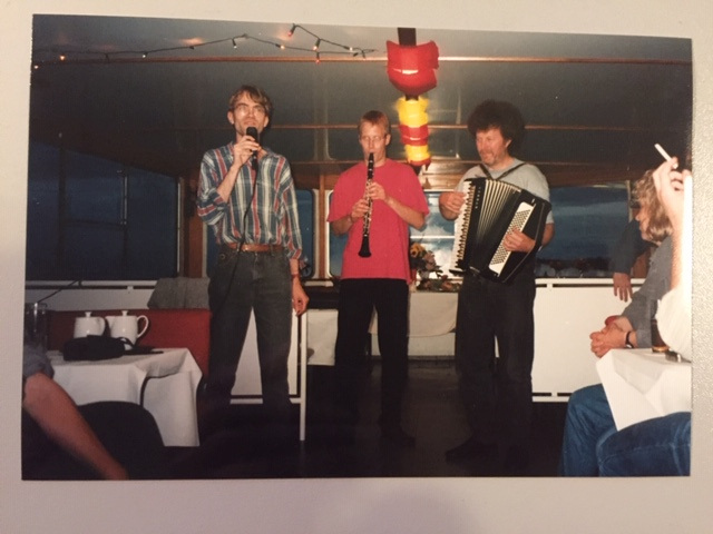 Jens Jürgen Korff singt Georg Kreisler, Köln 1997